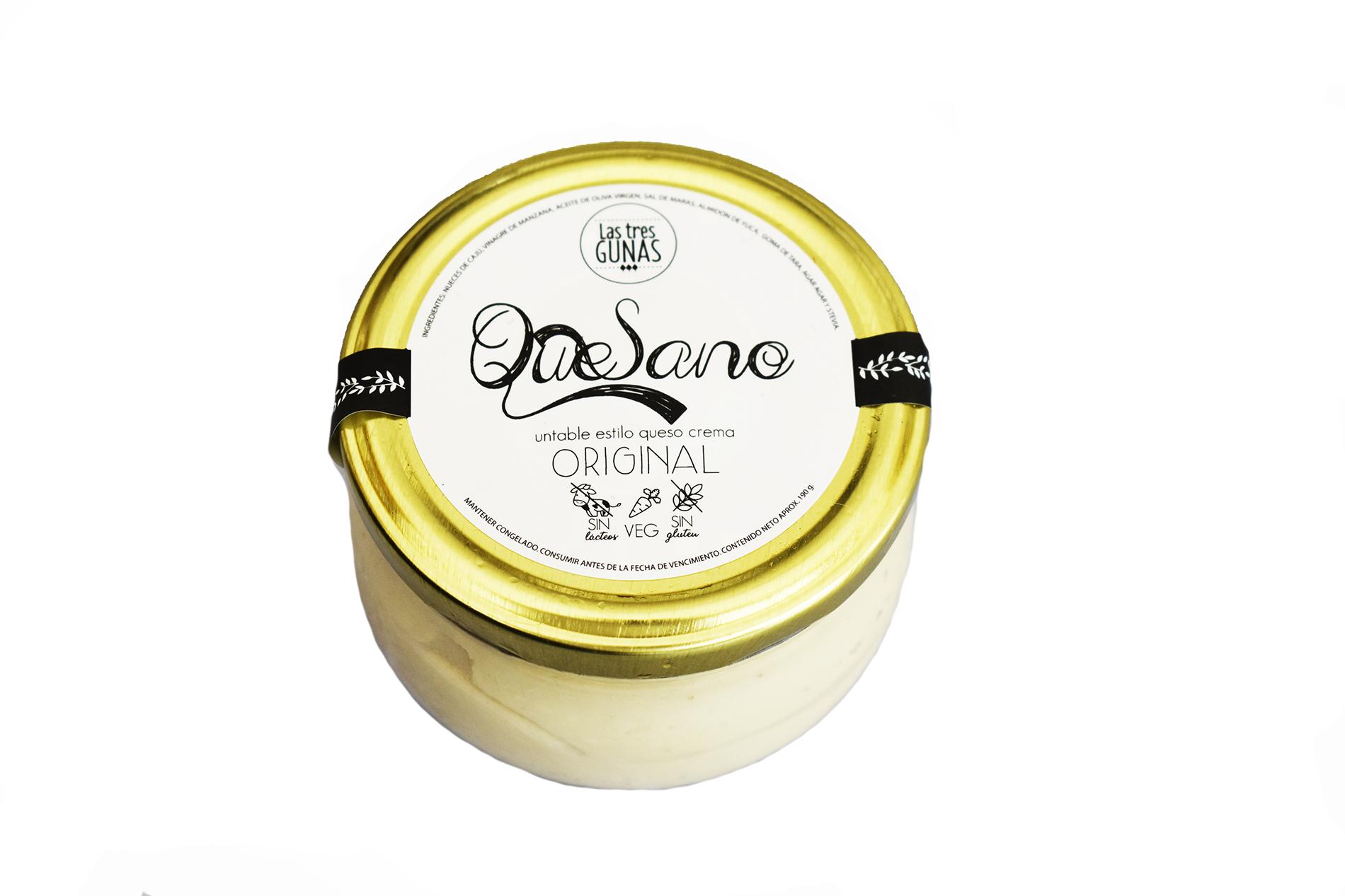 QueSanos estilo queso crema
